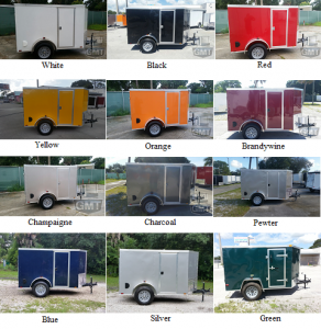 Trailer Colors